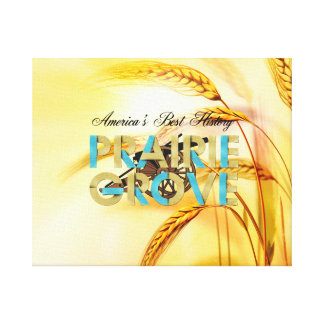 ABH Grasland-Waldung Leinwanddruck