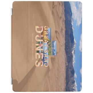 ABH große Sanddünen iPad Hülle