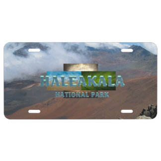 ABH Haleakala US Nummernschild