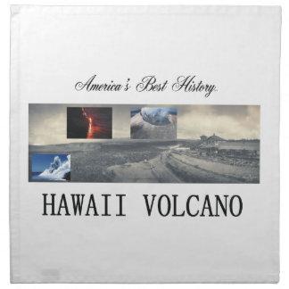 ABH Hawaii Vulkan Serviette