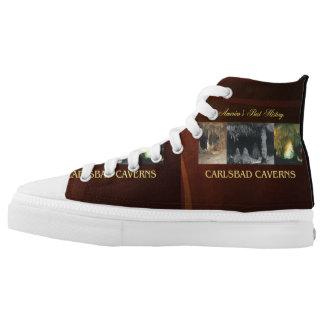 ABH Karlsbad Höhlen Hoch-geschnittene Sneaker