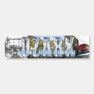 ABH Ozark Autoaufkleber