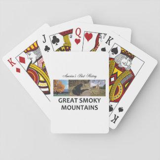 ABH rauchige Berge Spielkarten