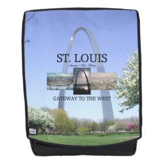 ABH St. Louis Zugang Rucksack