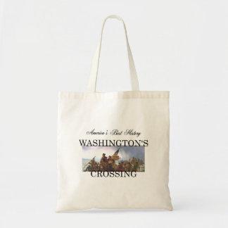 ABH Washingtons Überfahrt Tragetasche
