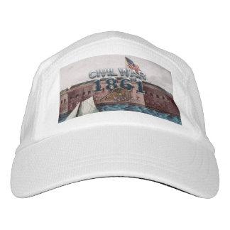 ABH ziviler Krieg 1861 Headsweats Kappe