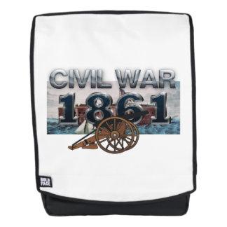 ABH ziviler Krieg 1861 Rucksack