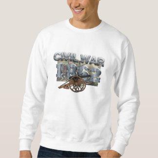 ABH ziviler Krieg 1862 Sweatshirt