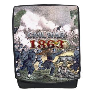 ABH ziviler Krieg 1863 Rucksack