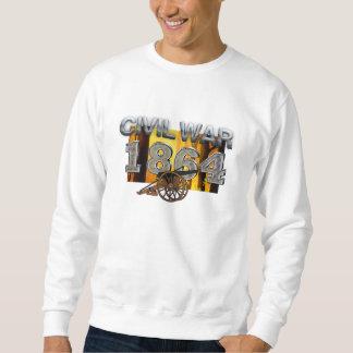 ABH ziviler Krieg 1864 Sweatshirt