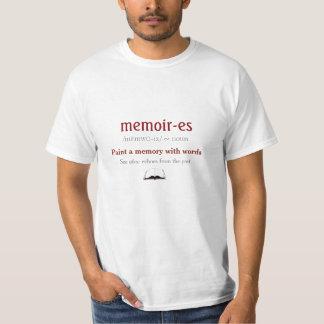 Abhandlungen, Erinnerungen - Echos von der T-Shirt