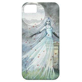 Abhang-Geist-Paranormal gotische Fantasie-Kunst iPhone 5 Schutzhülle