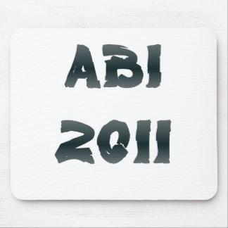 ABI 2011 MAUSPADS