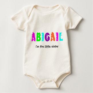 Abigail-Baby-Kleinkind-Geschenk-T - Shirt