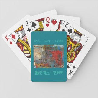 Abkommen-EM Spielkarten