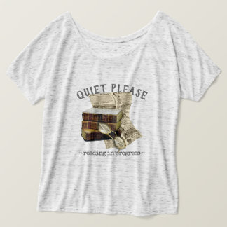 Ablesen laufend T-Shirt