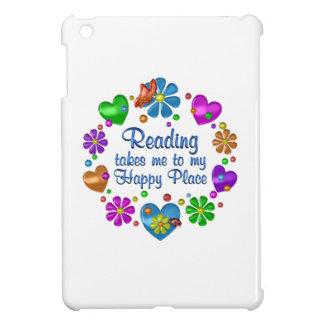 Ablesen meines glücklichen Platzes iPad Mini Hülle