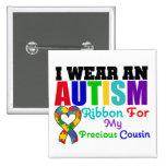 Abnutzungs-Band des Autismus-I für meinen wertvoll Buttons