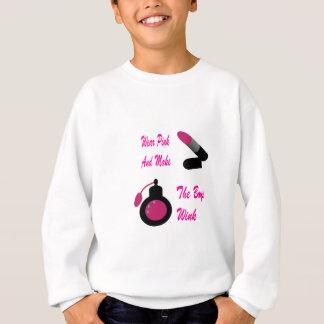Abnutzungs-Rosa Sweatshirt