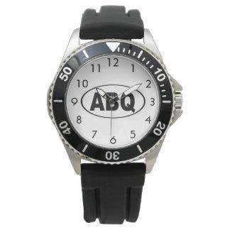 ABQ Albuquerque New Mexiko Uhr