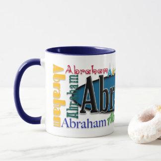 Abraham-Kaffee-Tasse Tasse