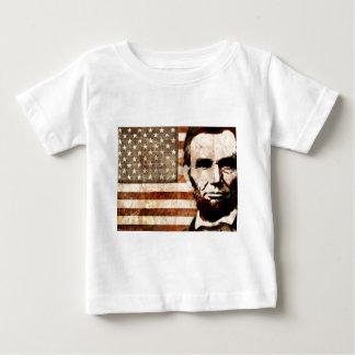 Abraham Lincoln Baby T-shirt