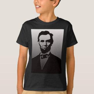 Abraham Lincoln-Porträt T-Shirt