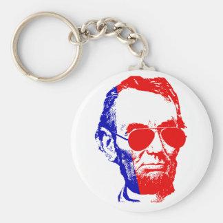 Abraham Lincoln Schlüsselanhänger