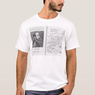 Abraham Ortel Oretelius T-Shirt