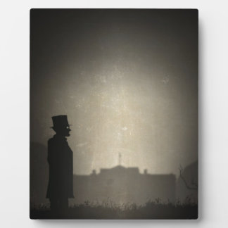 Abraham-Schwebe Fotoplatte