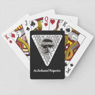 Abrakadabra-Spielkarten Spielkarten