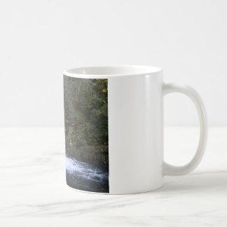 Abrams Fälle Great Smoky Mountains Kaffeetasse
