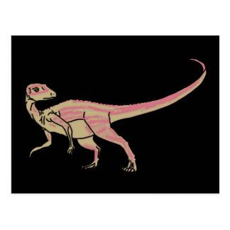 Abrictosaurus Jimmy Postkarte