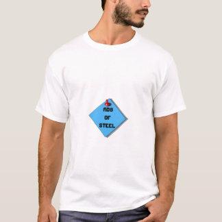 ABS DES STAHLS: NOTIZ: THUMBTACK T-Shirt