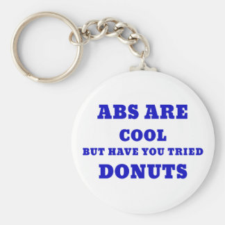 ABS sind, cool aber haben Sie versuchte Schlüsselanhänger