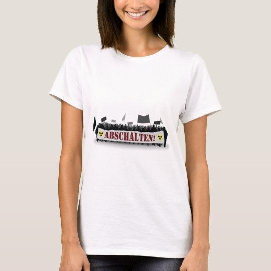 ABSCHALTEN! T-Shirt