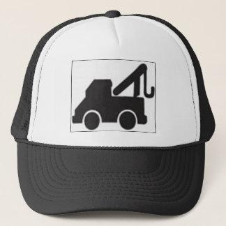 Abschleppwagen-Hut Truckerkappe