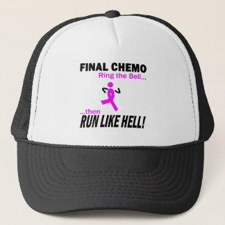 Abschließendes Chemo lassen sehr viel - Brustkrebs Truckerkappe