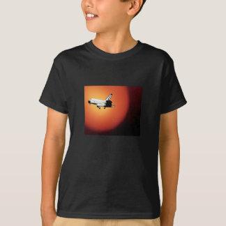 Abschließendes die Flug-NASA-Raumfähre-Programm T-Shirt