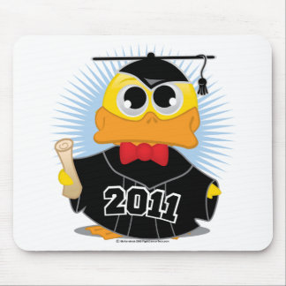 Abschluss-Ente 2011 Mousepads