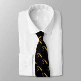 Abschluss-Kappe Krawatte