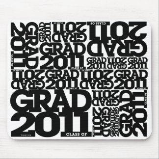Abschluss-Klasse von Mousepad 2011 1