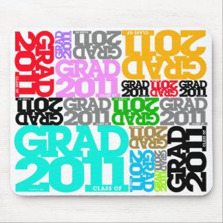 Abschluss-Klasse von Mousepad 2011 3
