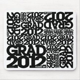 Abschluss-Klasse von Mousepad 2012