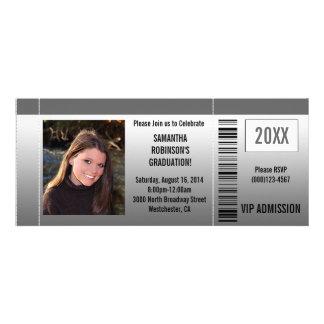 Abschluss-Party-Karten-Einladungen mit Foto