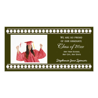 Abschluss-Stolz-Foto-Karten Photokarten