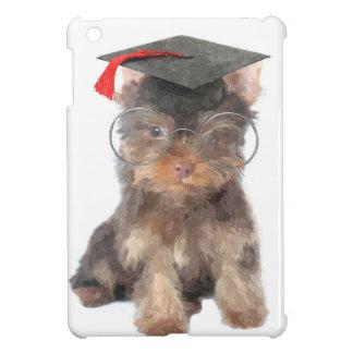 Abschluss-Yorkshire-Terrier iPad Mini Hülle