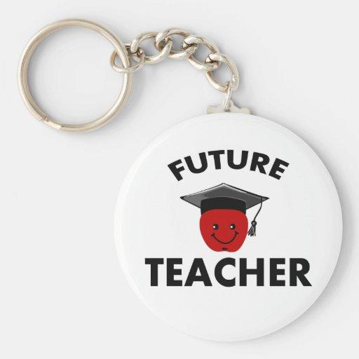 Abschluss-Zukunft-Lehrer Schlüsselband