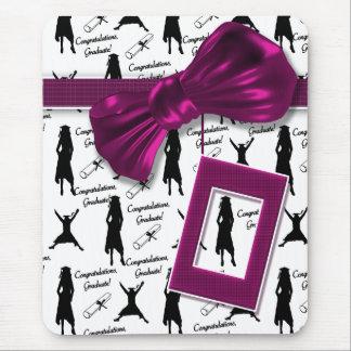 Abschlussgeschenke für Frauen - elegante mousemats Mauspad