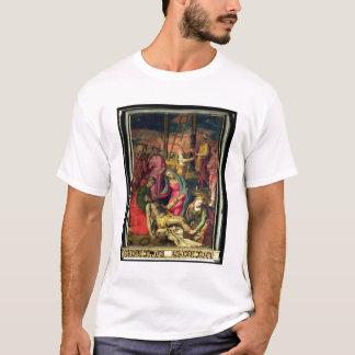 Absetzung vom Kreuz, 1582 (Tempera auf Platte) T-Shirt